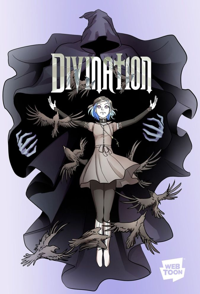 Divination at Line Webtoon