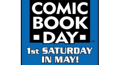 Free Comic Book Day 2018 logo