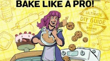 Maker Comics: Bake Like a Pro!