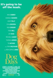 Dog Days Teaser Poster - Sam