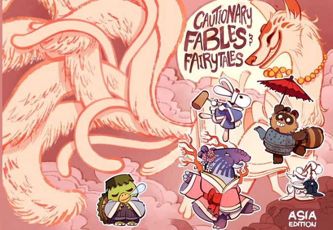 Cautionary Fables and Fairy Tales: Asia Edition