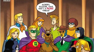 Scooby-Doo Team-Up #39