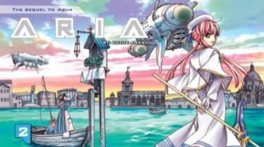 Aria 2 by Kozue Amano