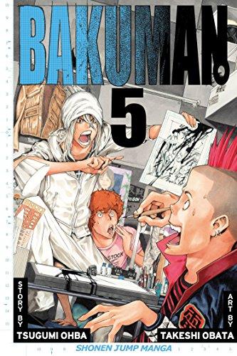 Bakuman Volume 5
