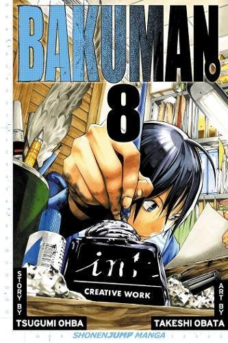 Bakuman Volume 8