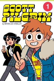 Scott Pilgrim color collection volume 1