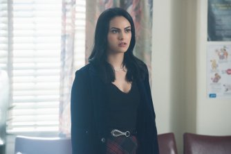 Camila Mendes as Veronica in Riverdale