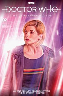 Doctor Who: The Thirteenth Doctor #2 photo cover