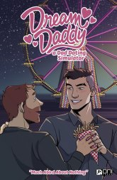 Dream Daddy #1 (digital) cover by Ryan Maniulit