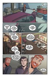 Dream Daddy #1 preview page 4