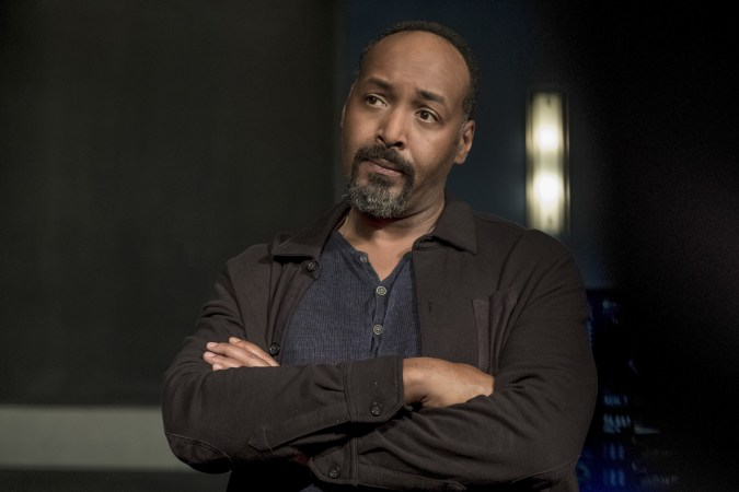 Jesse L. Martin as Detective Joe West  on The Flash