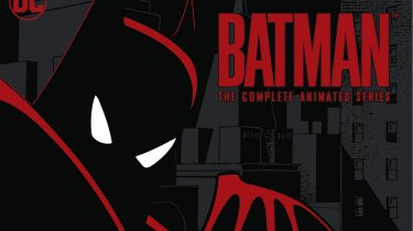 Batman: The Complete Animated Series Deluxe Limited Edition