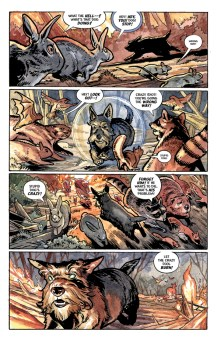 Beasts of Burden: Wise Dogs and Eldritch Men preview page 3