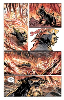 Beasts of Burden: Wise Dogs and Eldritch Men preview page 4