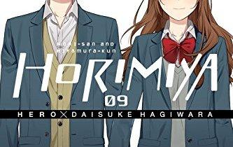 Horimiya Volume 9