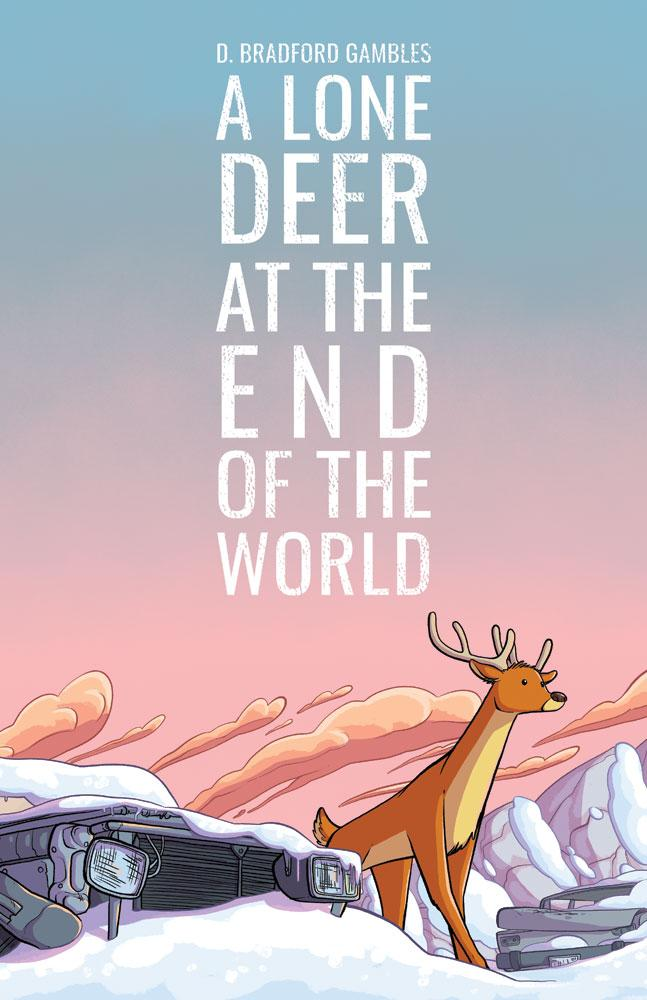 A Lone Deer at the End of the World