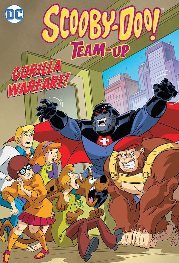 Scooby-Doo Team-Up! #42
