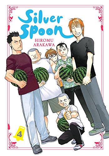 Silver Spoon Volume 4