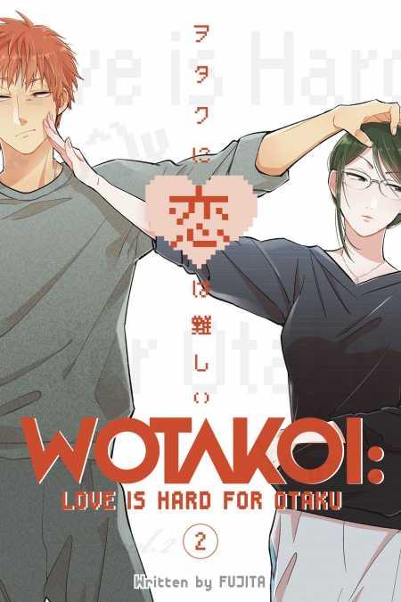 Wotakoi: Love Is Hard for Otaku Volume 2