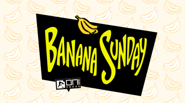 Banana Sunday Oni Press logo