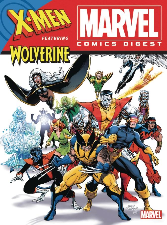 Marvel Comics Digest #9