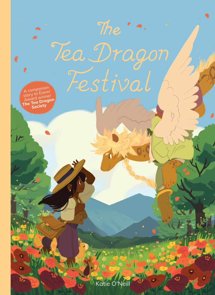 Tea Dragon Universe Continues to Expand