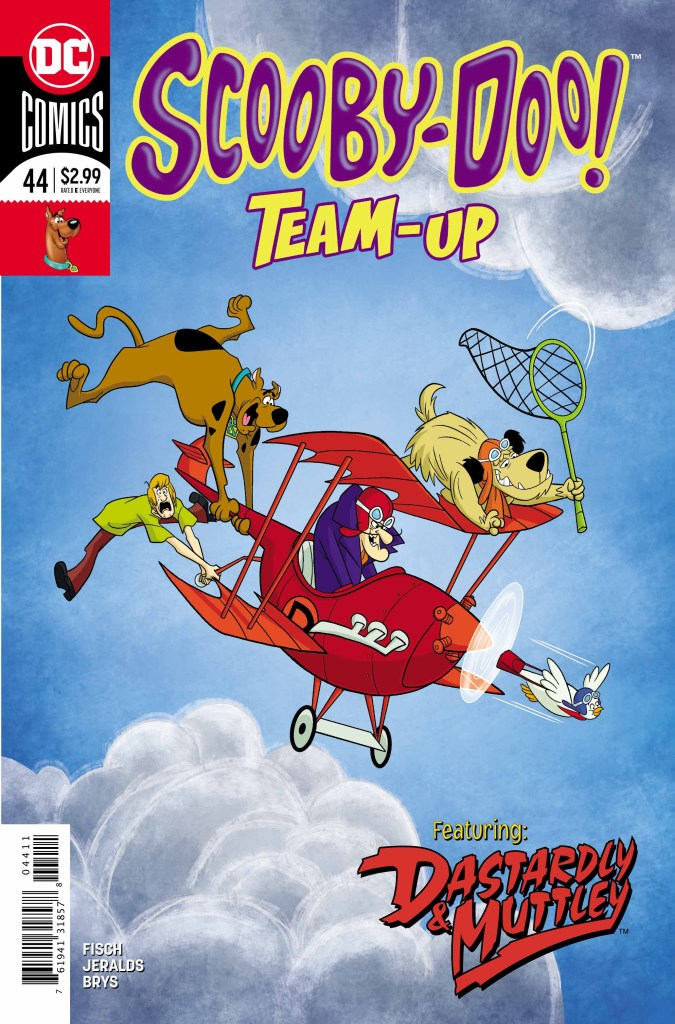 Scooby-Doo Team-Up #44 cover