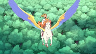 She-Ra - Adora and Swift Wind