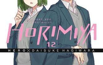 Horimiya volume 12