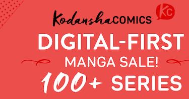Kodansha digital manga sale