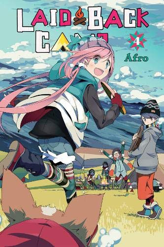 Laid-Back Camp Volume 4