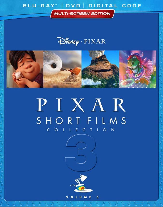 Pixar Short Films Collection Volume 3