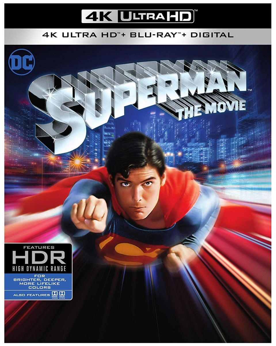 Superman: The Movie 4K Re-Release