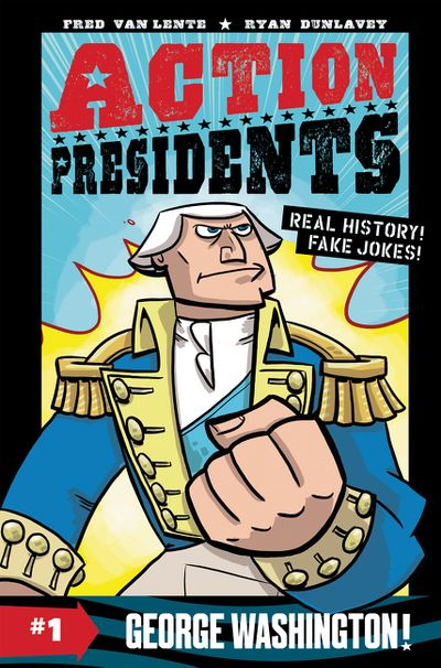 Action Presidents: George Washington!