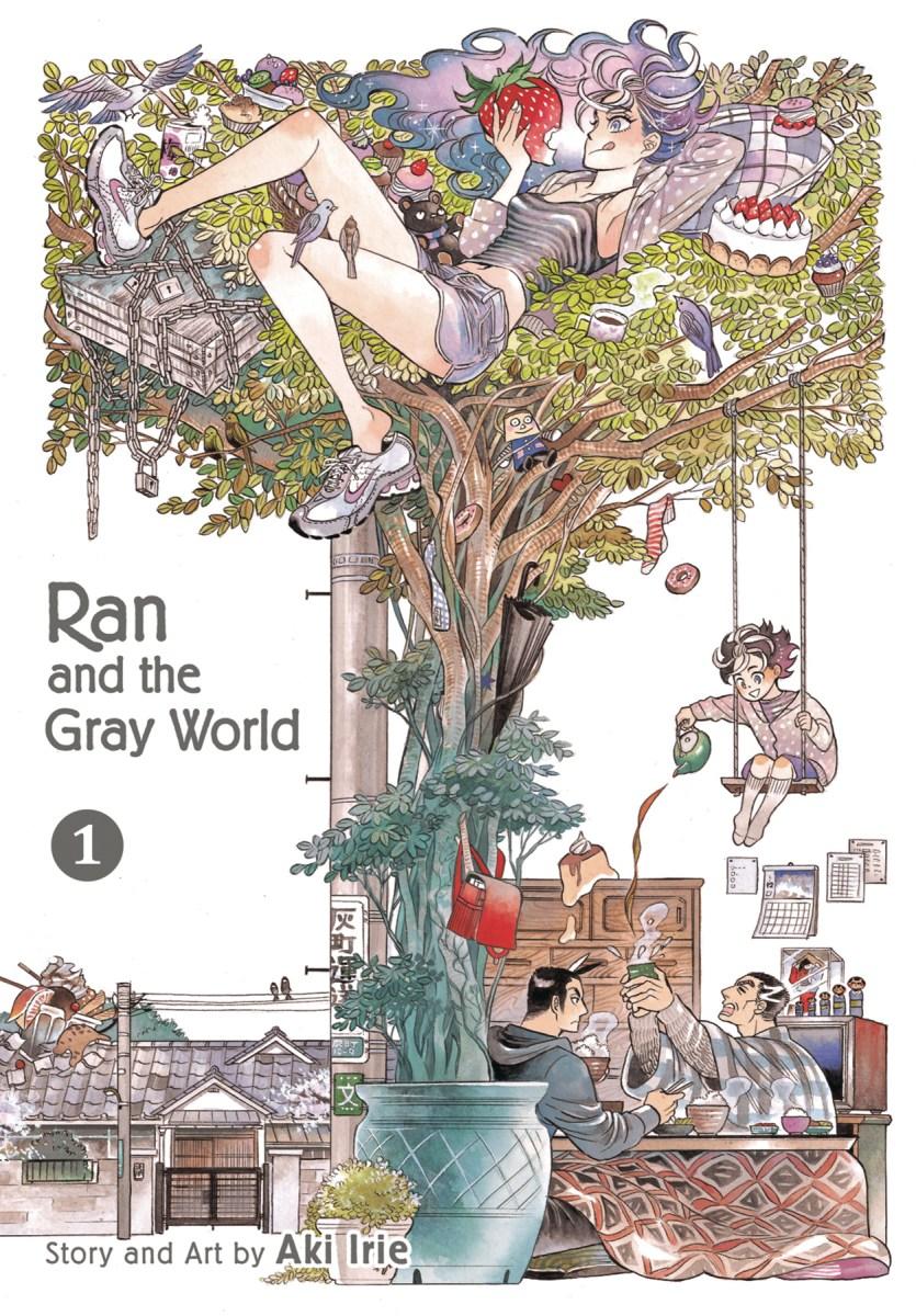 Ran and the Gray World Volume 1