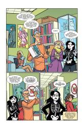 Giant Days #46 preview page