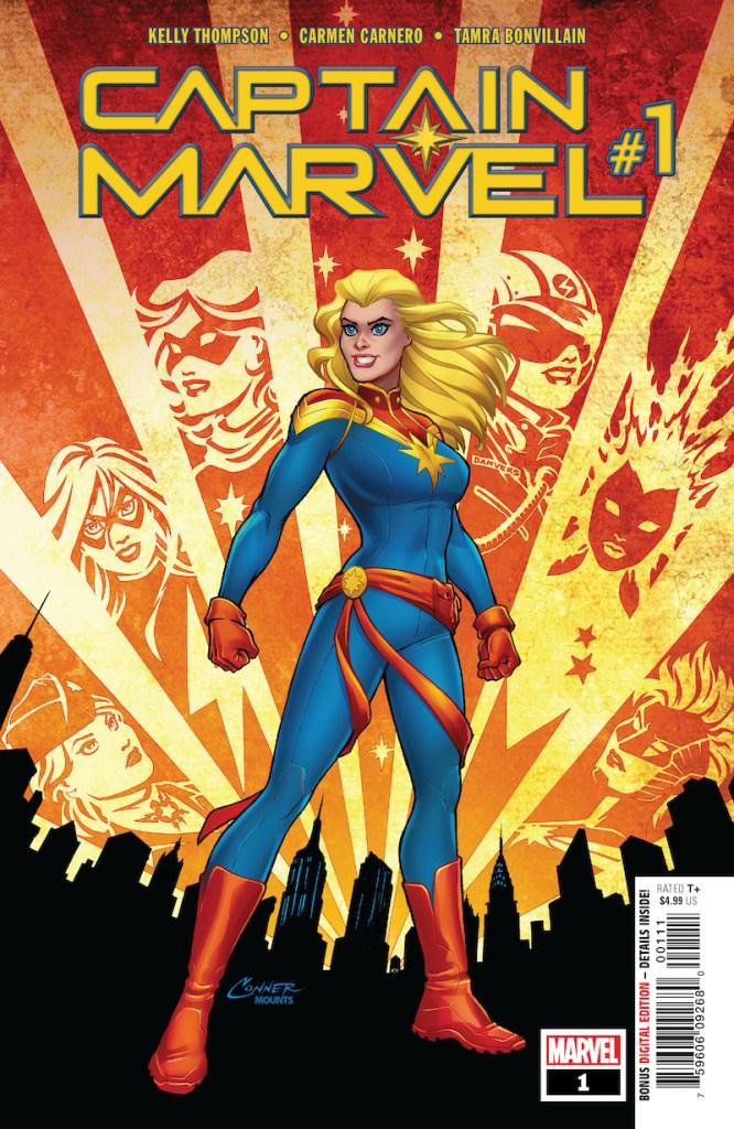 Captain Marvel #1