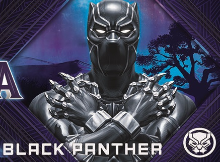 Read Black Panther Comics for Free