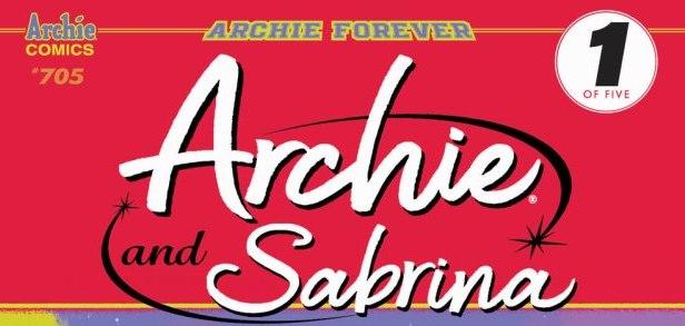 Archie Puts Out More Sabrina Comics
