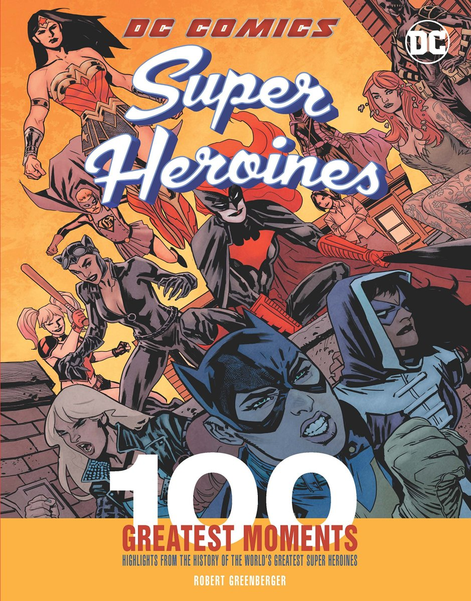 100 Greatest Moments Super Heroines, Series Expanded