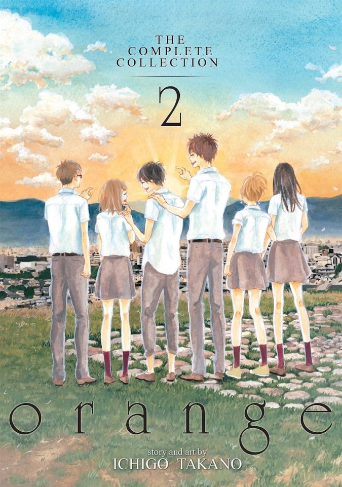 Orange: The Complete Collection volume 2