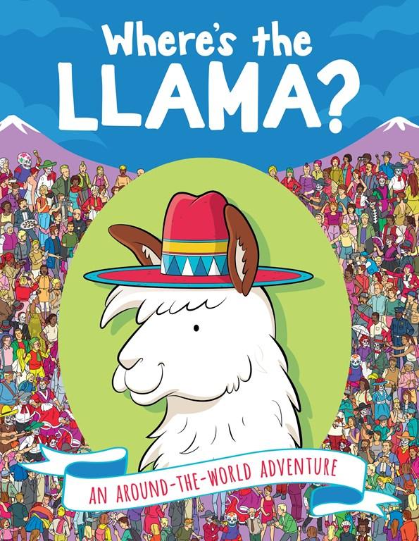 Where's the Llama?: An Around-the-World Adventure