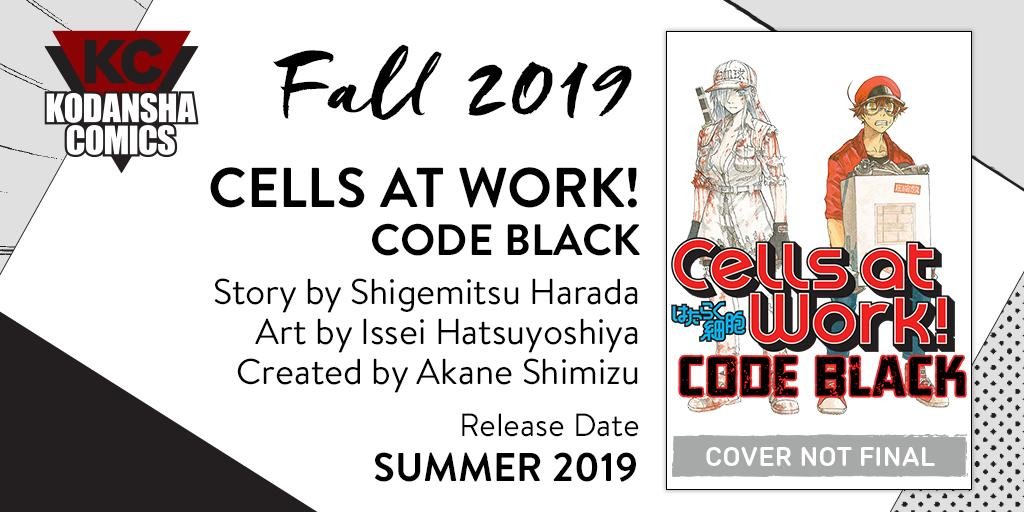 Cells at Work! Spin-Off Series Coming This Summer