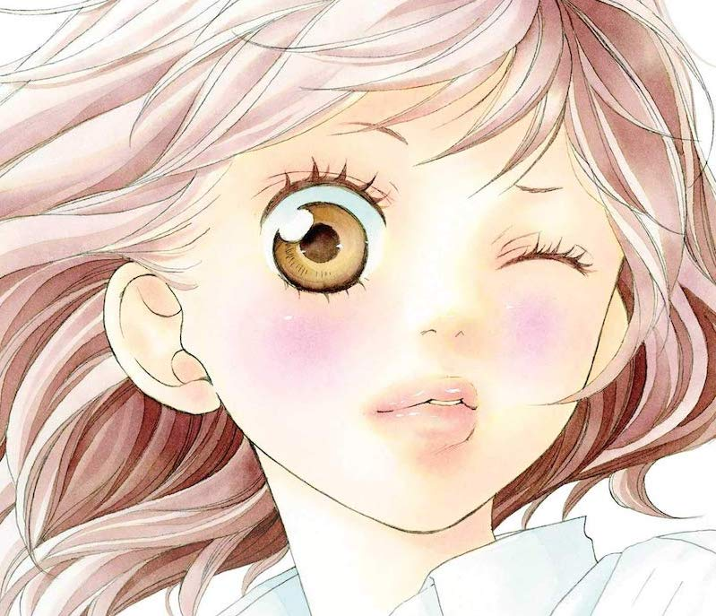 Ao Haru Ride Volume 3