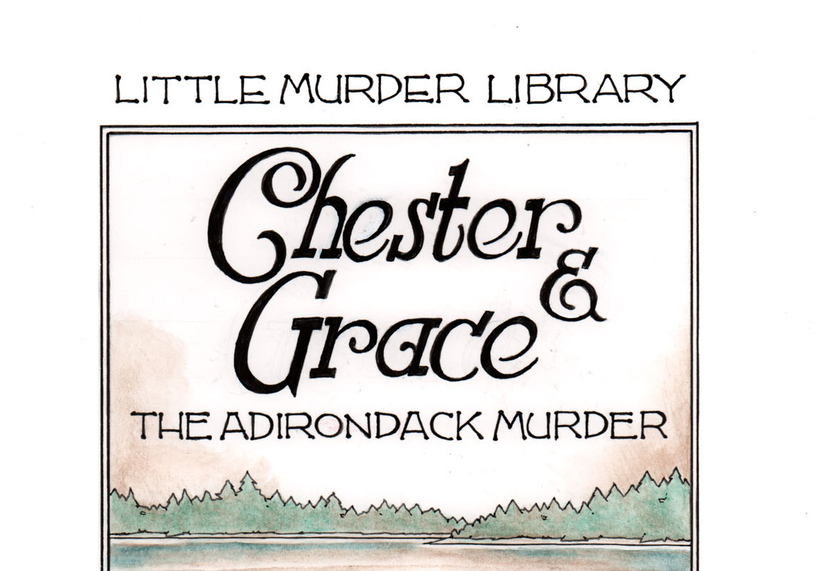 Geary's New Murder Series Starts With Chester & Grace