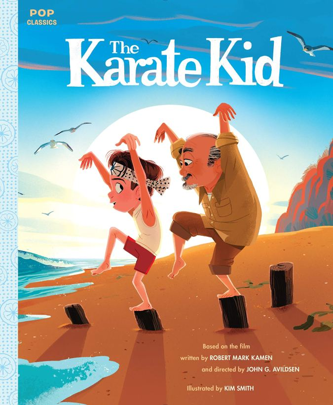 The Karate Kid: The Classic Illustrated Storybook
