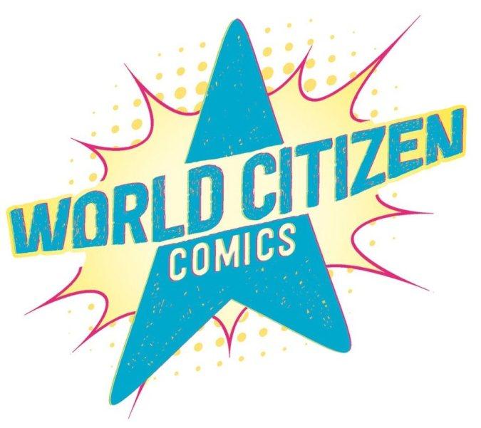 World Citizen Comics logo