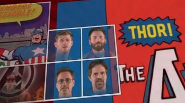 Avengers Fire video