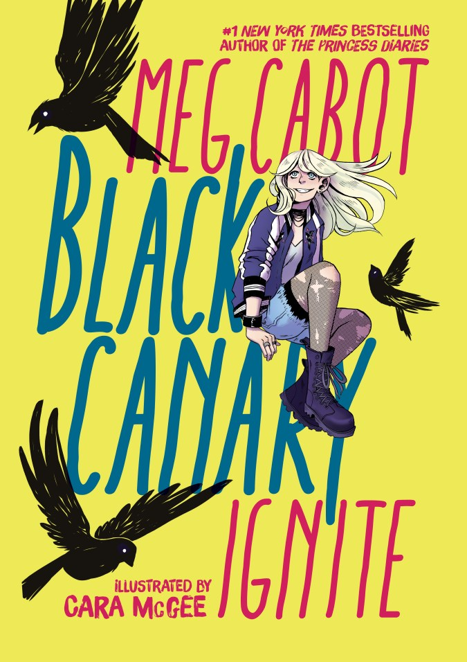 Black Canary: Ignite