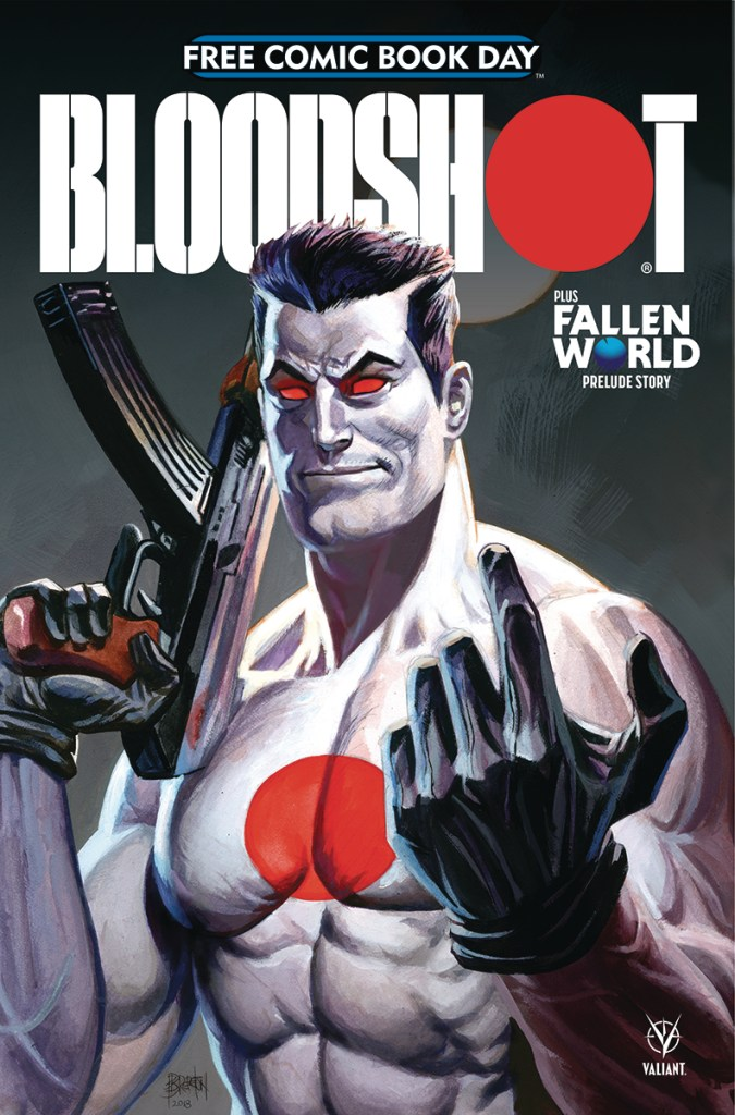 Bloodshot FCBD issue